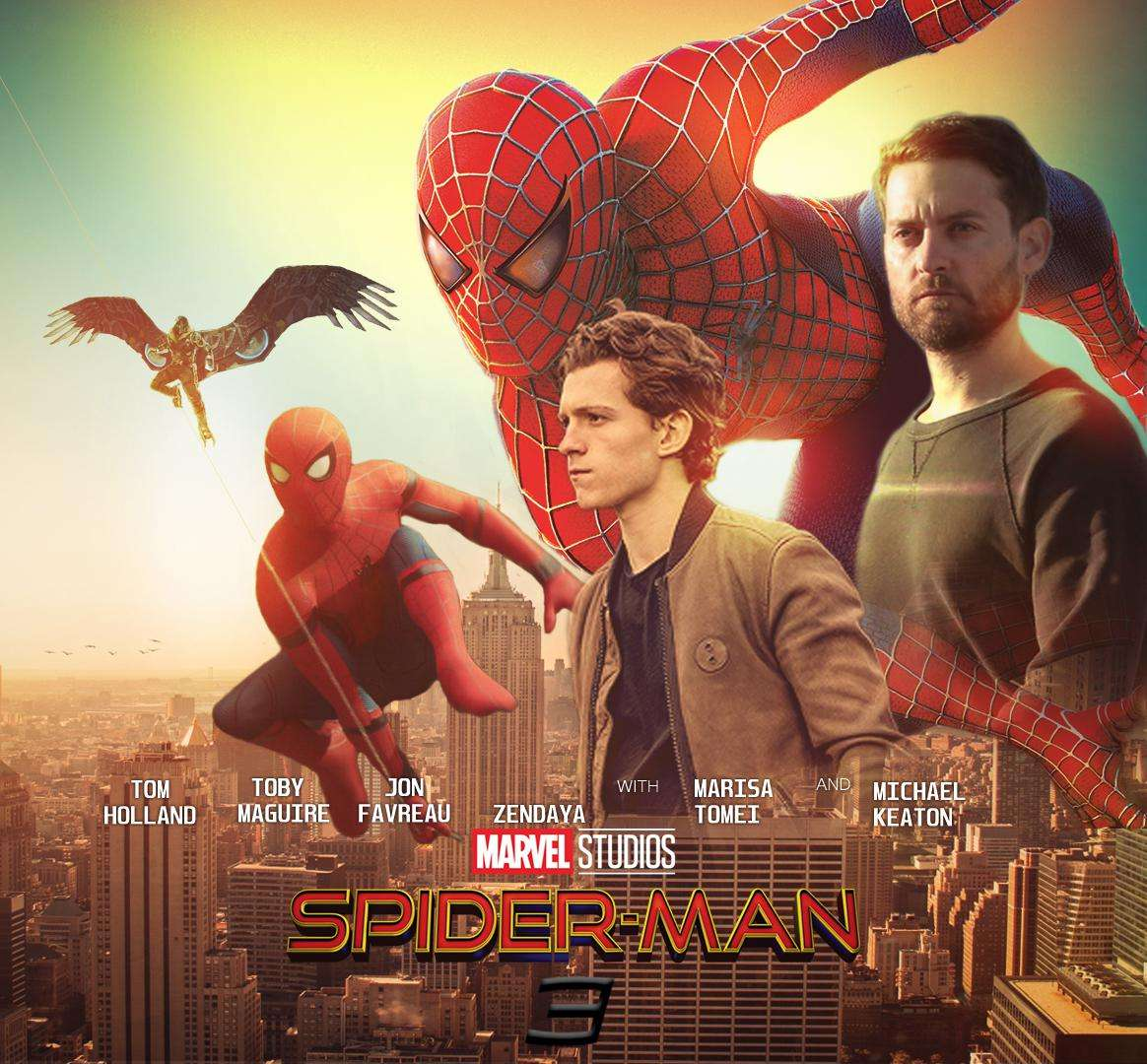Spider-Man 3 (2021) welcomes Tobey Maguire and Andrew Garfield