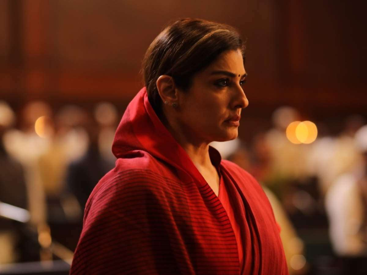 Raveena Tandon Reveals More About Her Interesting Role In KGF: Chapter 2