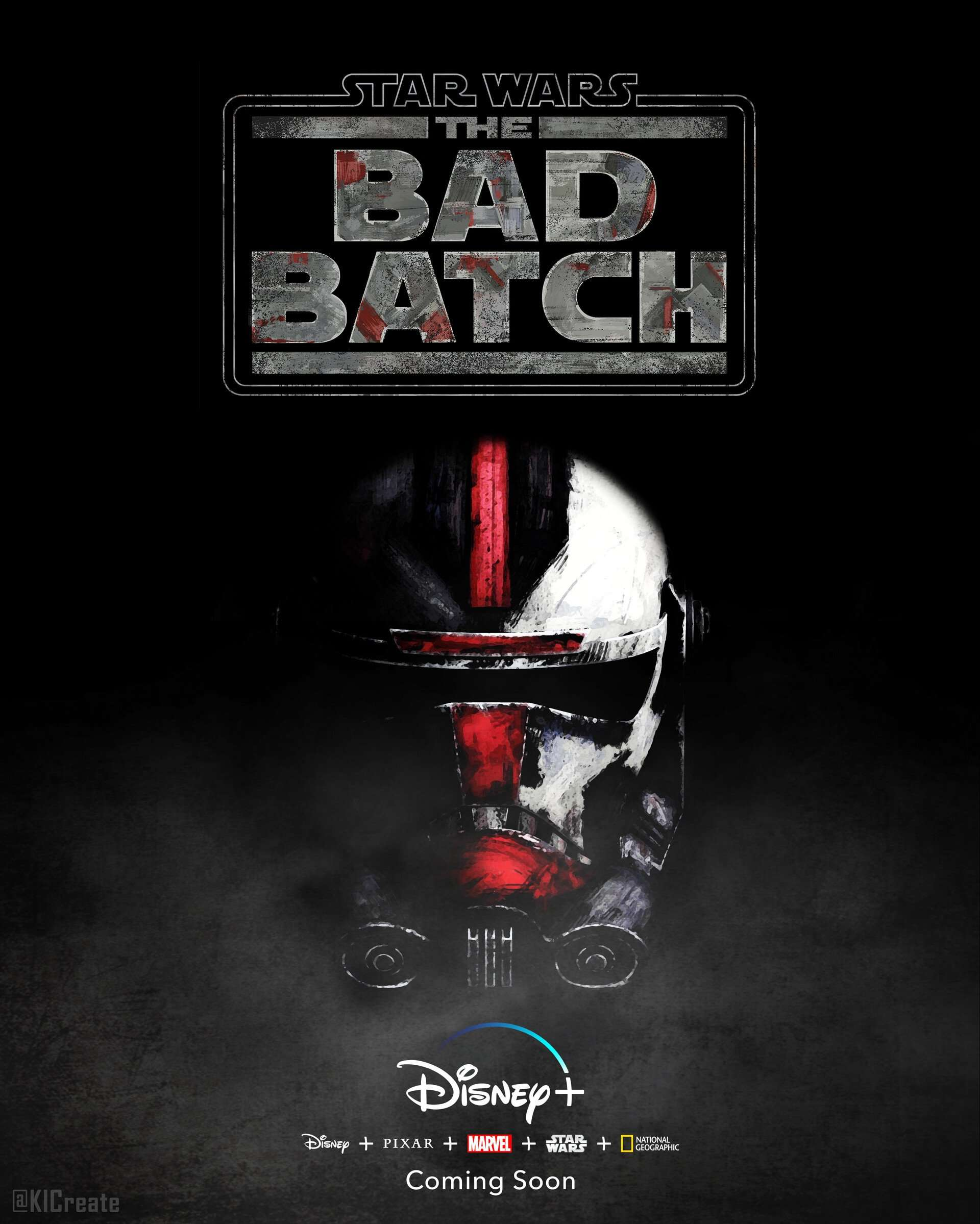 Star Wars The Bad Batch Poster