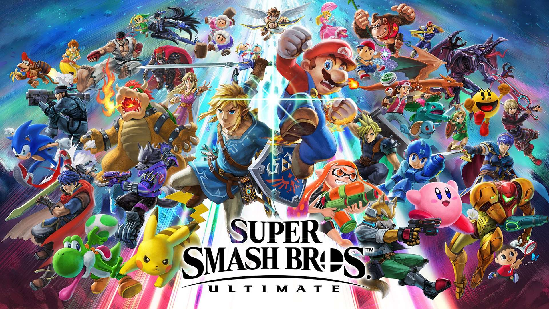 Super Smash Bros. on Nintendo Switch has come up with new updates