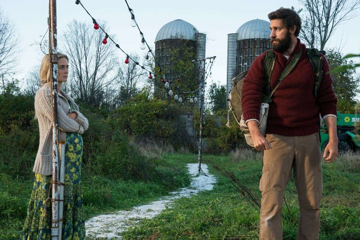 A Quiet Place Part 2 Brings Emily Blunt and John Krasinski Into Action