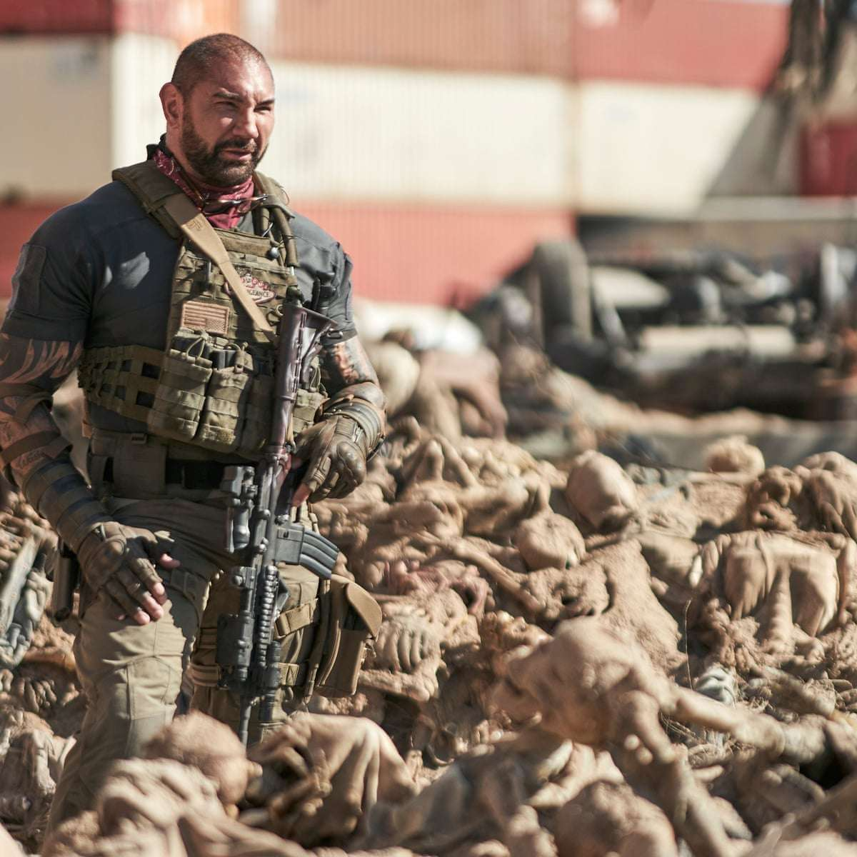 Netflix's New Zombie Movie 'Army of the Dead' Review- Zack Snyder's New Zombie Movie is Worth the Watch