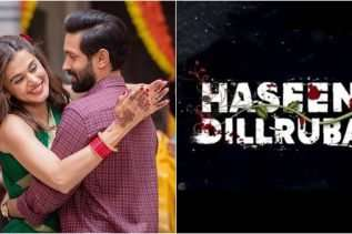 Netflix Film Haseen Dillruba Trailer launched: The Love Triangle Murder Mystery will Release on 2nd July 2021.
