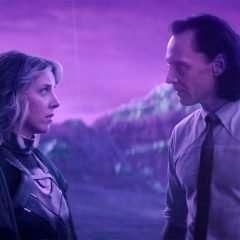 Sylvie and Loki Love