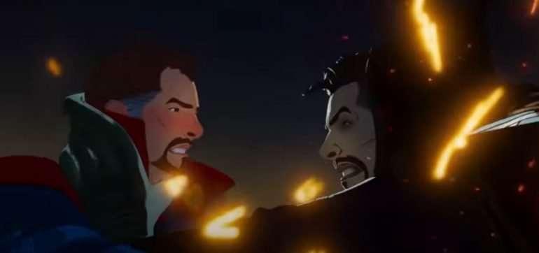 What If Episode 4 (credit: Disney+)