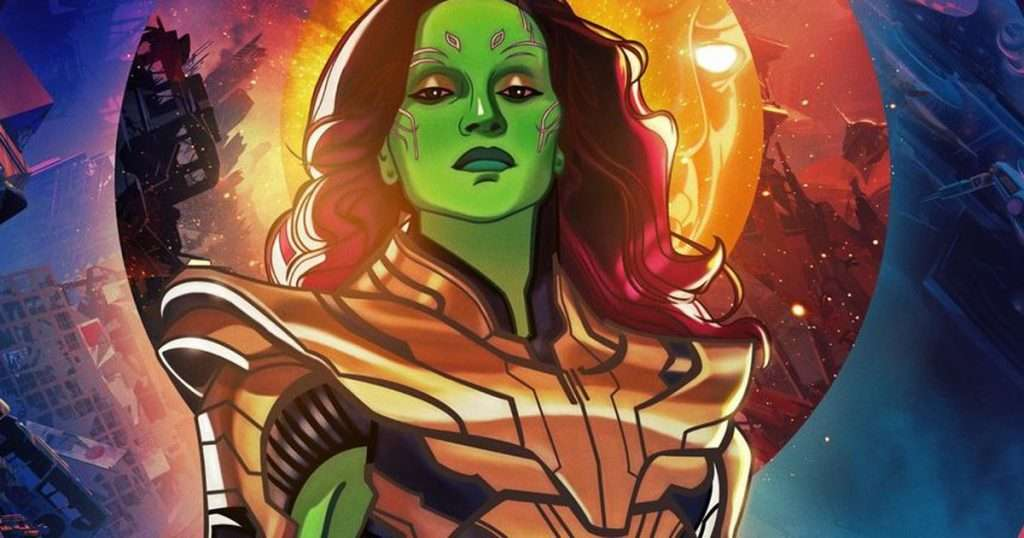 New addition in the What If Episode 9-Gamora who killed Thanos in her universe